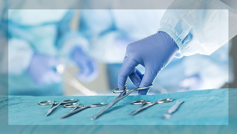 Cirugía podologica